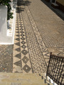 Mosaic path made from pebbles - PhotoDune Item for Sale
