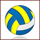 Volleyball Icons  - GraphicRiver Item for Sale