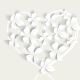 Floral Heart - GraphicRiver Item for Sale