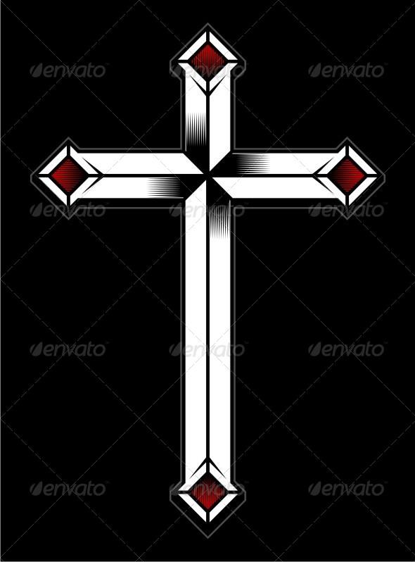GraphicRiver Cross Vector 5388618