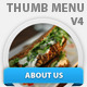Thumb Menu Navigation Pack V.4 - GraphicRiver Item for Sale