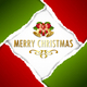 Torn Paper Christmas Card - GraphicRiver Item for Sale