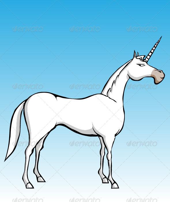 GraphicRiver Unicorn 5389385