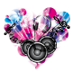 Musical Heart - GraphicRiver Item for Sale