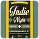 Indie Night - Flyer [Vol.9] - GraphicRiver Item for Sale