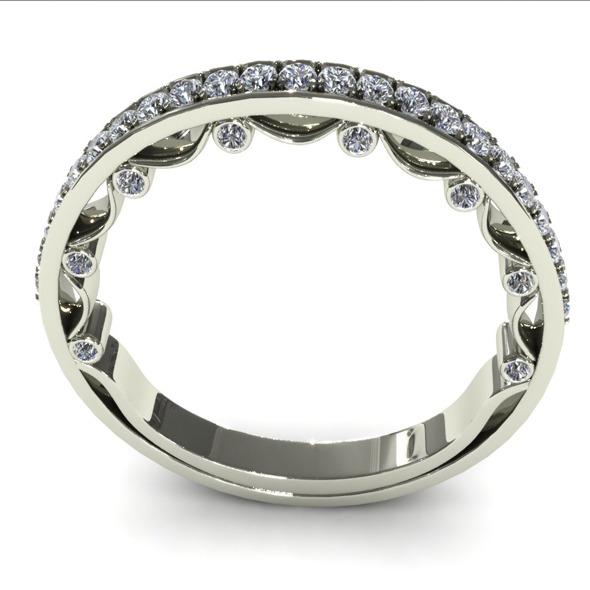 3DOcean Diamond Ring Creative 028 5393682
