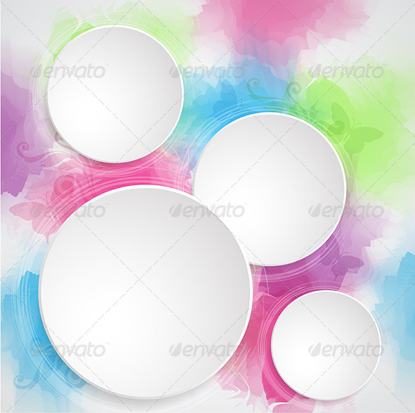 GraphicRiver Abstract Background 5397215