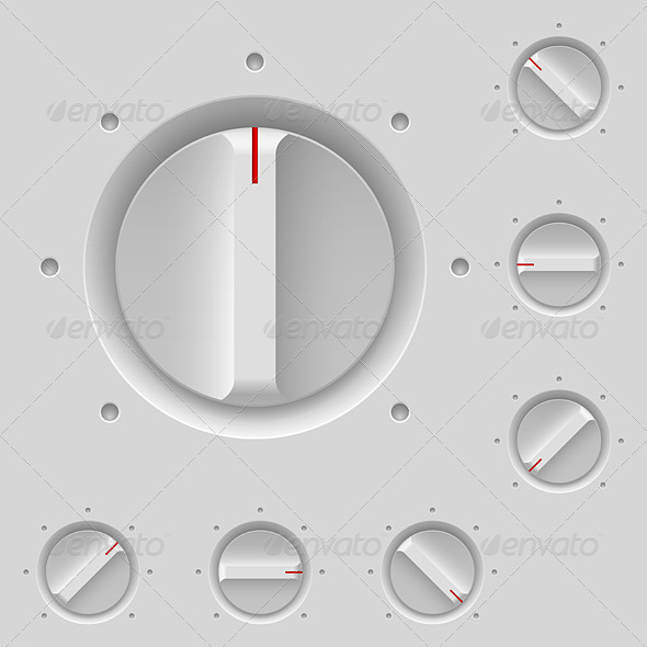 GraphicRiver Control Panel 5397975