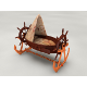 Pirate Boat Crib Piri Reis Concept  - 3DOcean Item for Sale