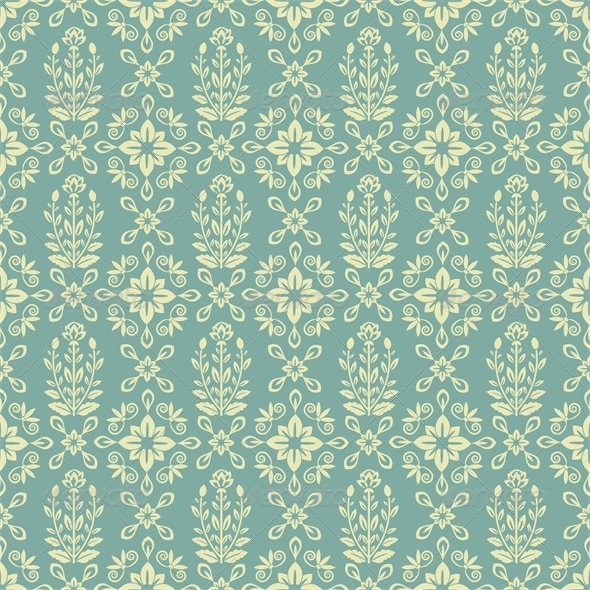 GraphicRiver Seamless Pattern 5399062