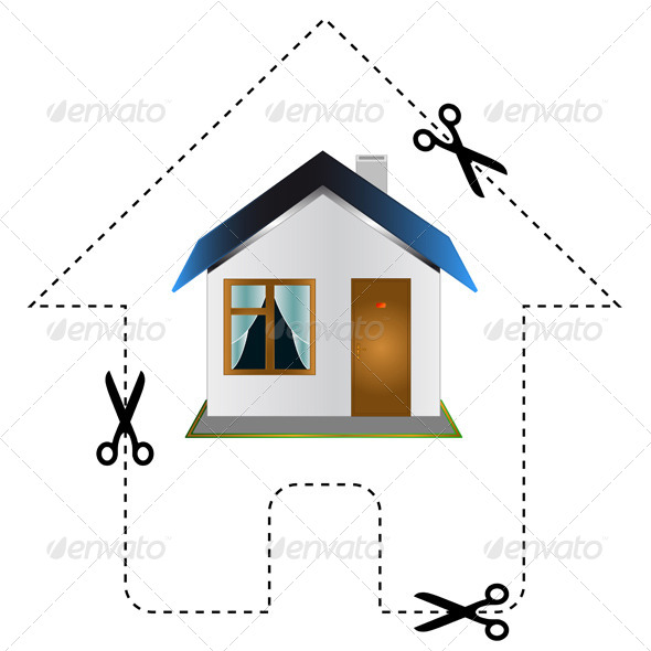 GraphicRiver Small House 5401491