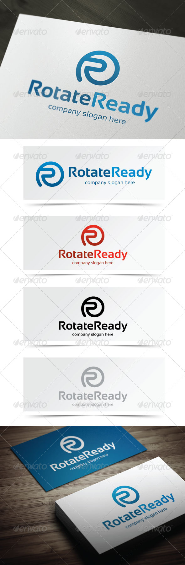 GraphicRiver Rotate Ready 5404388