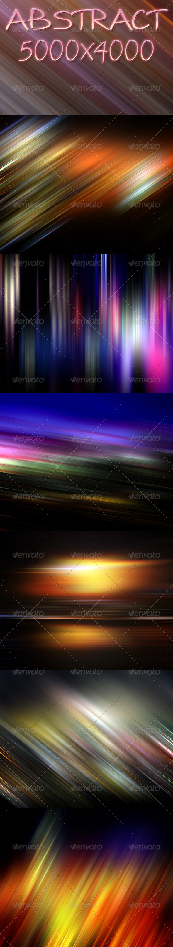 GraphicRiver Abstract Background 5404463