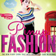 Pinup Fashion Flyer Poster - GraphicRiver Item for Sale