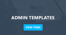 Admin Template by AirTheme