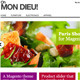 Oh Mon Dieu! – Minimal Magento Theme