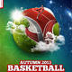 Basketball Sport Days Poster - GraphicRiver Item for Sale