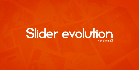 jQuery Slider Evolution - CodeCanyon Item for Sale