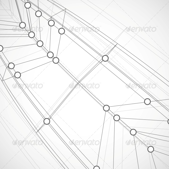 GraphicRiver Abstract Technology Background 5412039