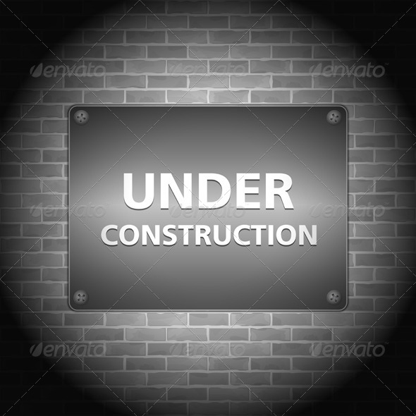 GraphicRiver Under Construction 5412887