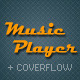 Music Player with Coverflow - ActiveDen Item for Sale