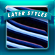 Super Glossy Layer Styles V2 - GraphicRiver Item for Sale