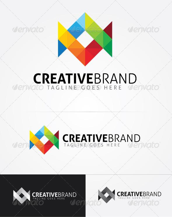 GraphicRiver Creative Brand Logo Template 5415121