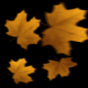 Flying Leaves 2 (60 FPS) - VideoHive Item for Sale