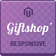 Responsive Magento Theme - Gala Gift Shop - ThemeForest Item for Sale
