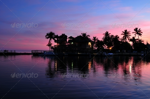 Islamorada Florida - Stock Photo - Images