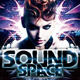 Sound Space Flyer Template - GraphicRiver Item for Sale
