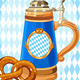 Oktoberfest Celebration - GraphicRiver Item for Sale