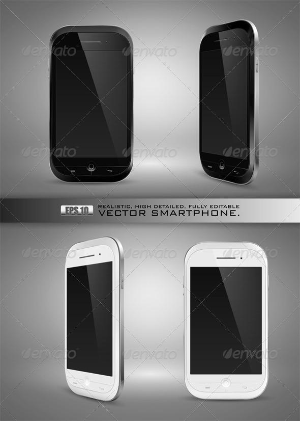 GraphicRiver Smartphone 5351078