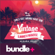 Summer Flyer Bundle Vol 2 - GraphicRiver Item for Sale