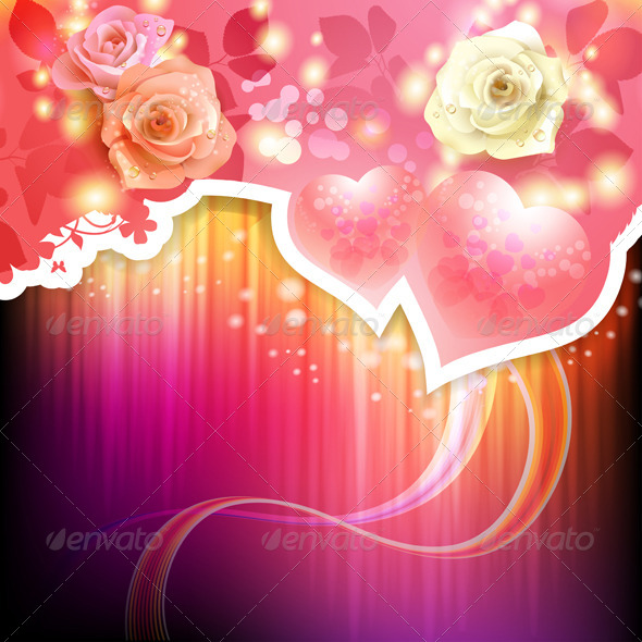 GraphicRiver Valentine s Day Card 5426873