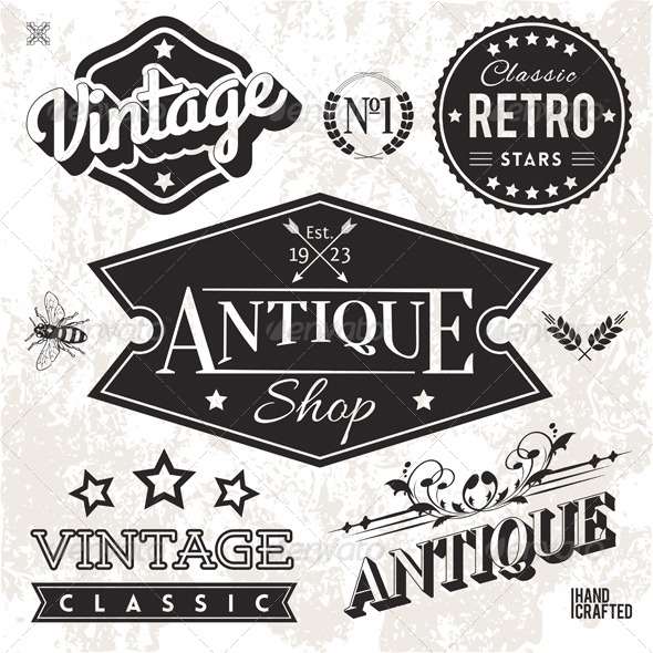 GraphicRiver Antique Shop 5427125