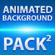 Animated Background Pack 2 - ActiveDen Item for Sale