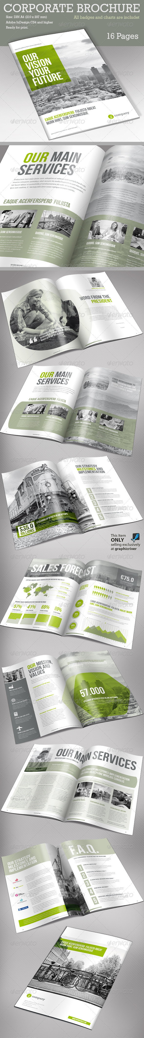 GraphicRiver Corporate Brochure Vol 2 5432953