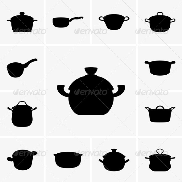 GraphicRiver Pan Icons 5433775