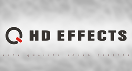 Sound Effects Packs