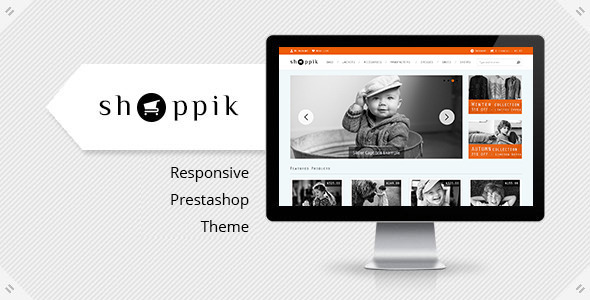 ThemeForest Shoppik Responsive Prestashop Theme 5429663