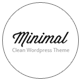 Minimal - Multipurpose Minimal WordPress Theme - ThemeForest Item for Sale
