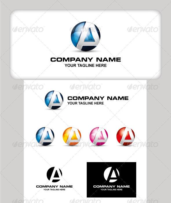 GraphicRiver Marketing 3D Logo 5438106