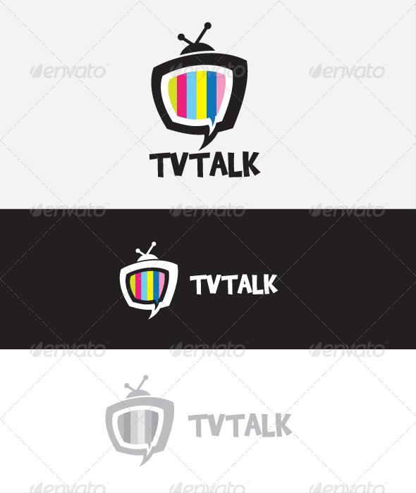 GraphicRiver Tv Talk 5438579