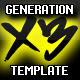 Generation X3 Template - ActiveDen Item for Sale