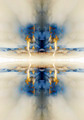 Abstract mirror image background - PhotoDune Item for Sale