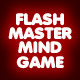 Flash Mastermind Game - ActiveDen Item for Sale