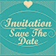 Invitation and Save the Date Cards - GraphicRiver Item for Sale