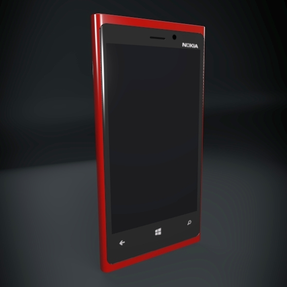 3DOcean Nokia Lumia 920 smartphone 5448237