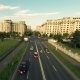 Flying Over City Traffic - VideoHive Item for Sale